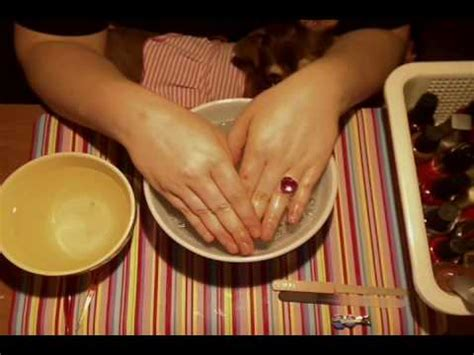 how to do your own shellac manicure at home youtube how to do your own manicure at home youtube