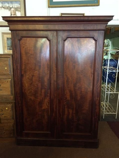 antique armoire wardrobe closet 93 best images about antique furniture armoires on