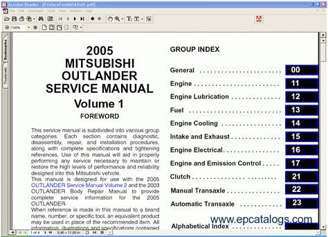 book repair manual 2010 mitsubishi outlander user handbook 28 mitsubishi outlander 2006 service manual 2006 mitsubishi outlander workshop manual pdf