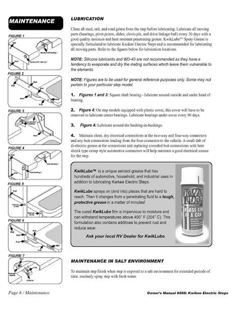 Wiring Diagram For Motorhome Electric Step - School Cool