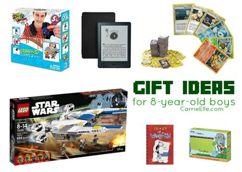 gifts for 8 year olds gift ideas for 8 year boys carrie