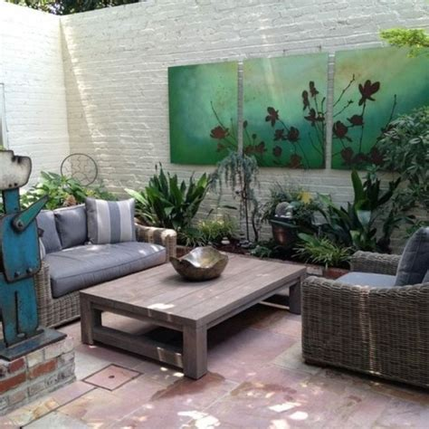 Decoration Murale Exterieure by D 233 Coration Murale Ext 233 Rieure Parement Vert En Mosa 239 Que