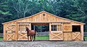 barn structures prefabricated barns modular stalls horizon