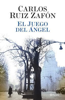 libro the angels game the file el juego del angel jpg wikipedia