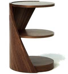 Impressive small bed side table design ideas offer unique freestanding