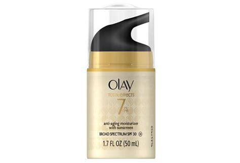 Olay Sunscreen Spf 30 olay total effects 7 in 1 anti aging moisturizer with