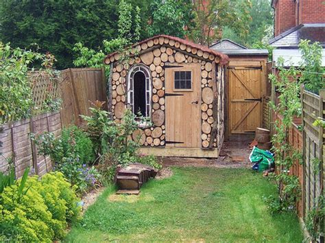 beds creative garden shed ideas small garden shed