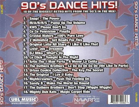 best 90s house music songs 90 s dance hits retro dance party various artists