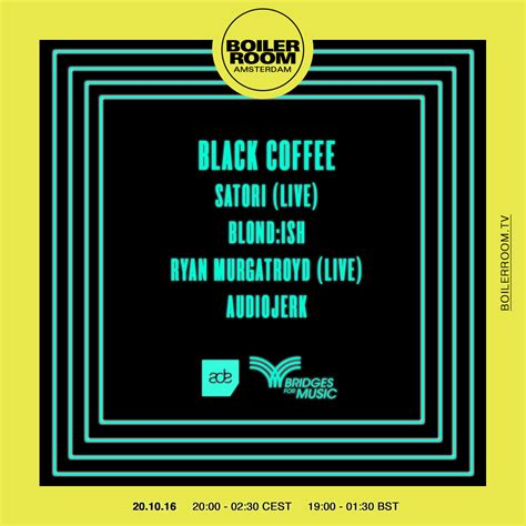 boiler room coffee black coffee boiler room ade 2016 bridges for 20 10 2016 for free