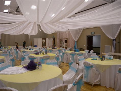 profesional wedding decorations and party rental, false