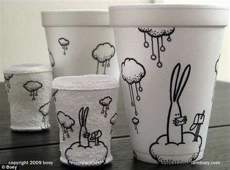 Whatever you do, don't throw it away! Disposable coffee cups selling for $900 after obsessive