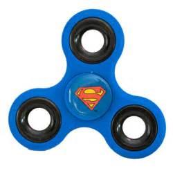 Fidget Spinner Superman Spinner Fidget Toys superman official merchandise gadgets tshirts clothing for