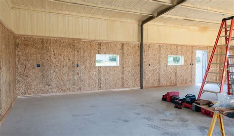 Plywood Garage Walls by Plywood Interior Walls For Painting House Design And