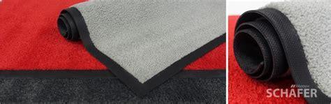 sch fer matten schmutzfangmatten einfarbig einfarbige sauberlaufmatten