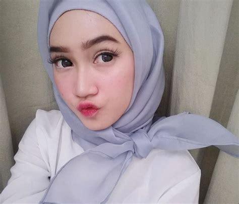 Jilbab Segi Empat Ombre berita event wanita indonesia terbaru terkini facetofeet facetofeet