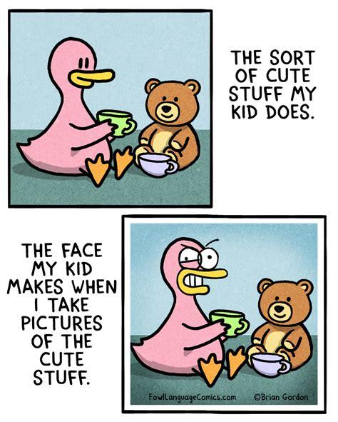 Stuff Of by Stuff Fowl Language Comics