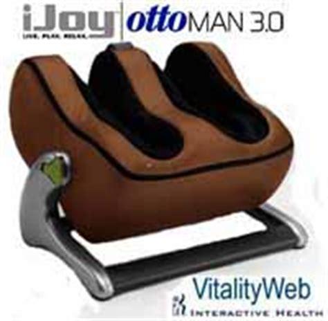ijoy ottoman 3 0 calf leg massager ottoman robotic calf human touch