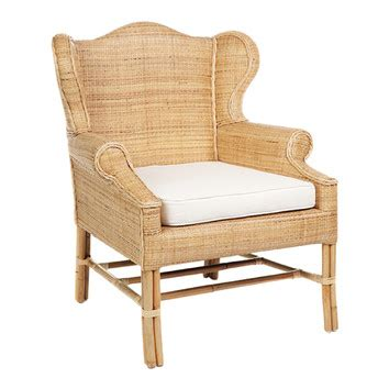 natural rattan st barts chair temple webster