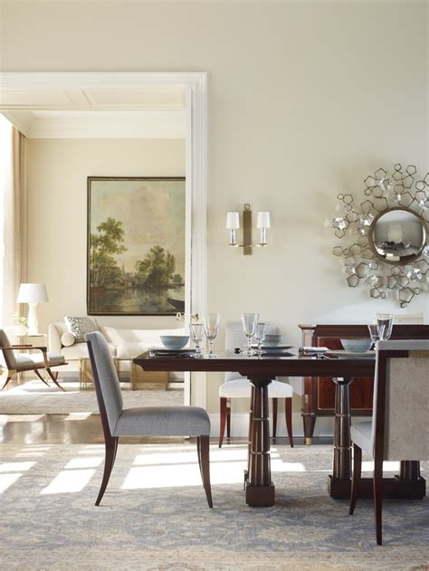 Baker Dining Room Furniture 14 Curated Dining Room Inspiration Ideas By Bakerfurniture Home Collections Dining Rooms And