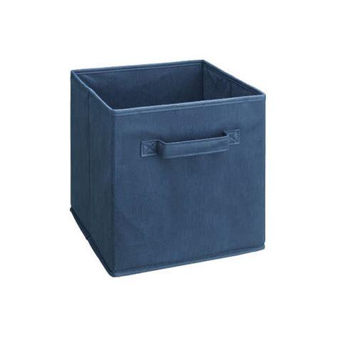 Closetmaid Single Drawer Closetmaid Closetmaid 43300 Fabric Cubeical Drawers Navy