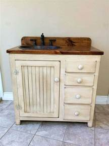 Vanities Rustic Best 25 Country Bathroom Vanities Ideas Only On