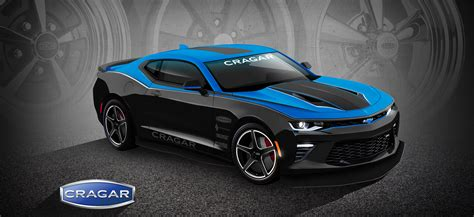 Detroit Muscle Giveaway - the carlstar group announces sweepstakes to win a 2016 cragar 174 camaro