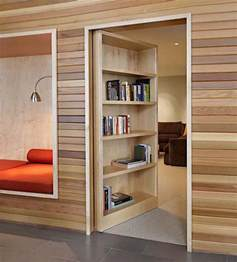 Bookcase Doorway Book Storage Secret Room Ideas