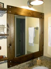 bathroom framed mirrors chapman place framed bathroom mirror