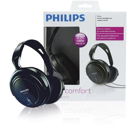 Headset Philips Shp2000 philips shp2000 97 headphone friendship day gifts 512047
