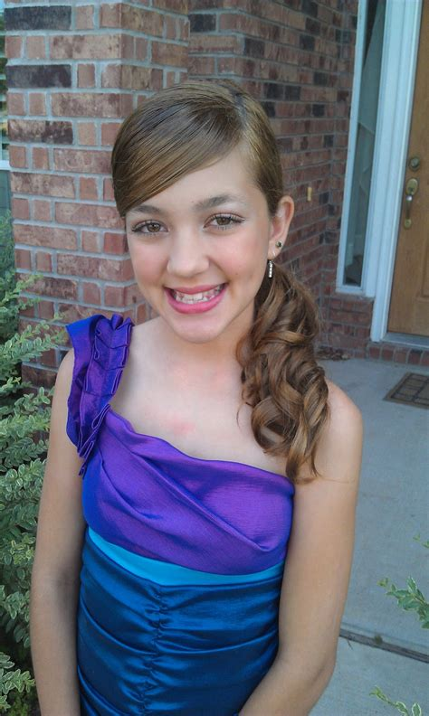hairstyles for 8th grade prom hairstyles 8th grade formal