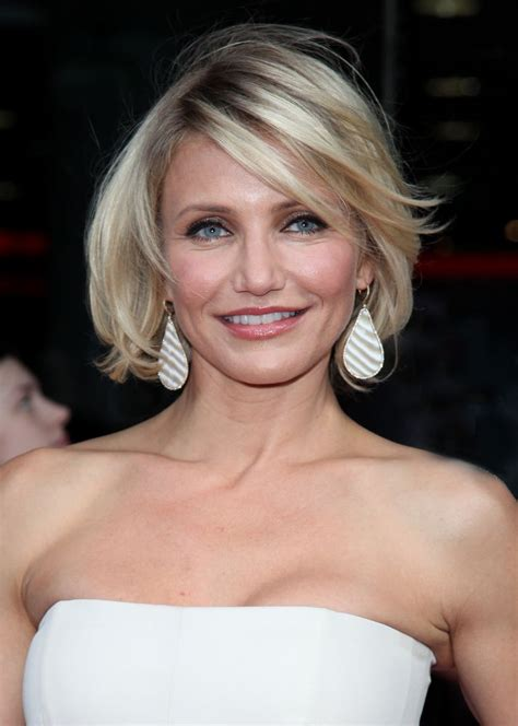 Cameron Diaz Hairstyle Photos by 32 Stylish Cameron Diaz Hairstyles Hairstylo