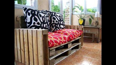Sofa Dari Kayu kreatif sofa unik dari kayu bekas peti kemas pallet