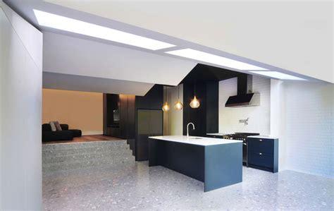 Bureau De Change Forms Pleated Roof For London Home Extension Bureau De Change 11