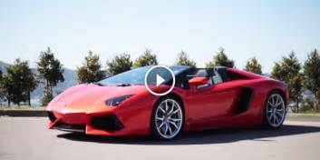 Where Are Lamborghinis Manufactured 6 Reasons Why Lamborghini Aventador Roadster Is One Of The