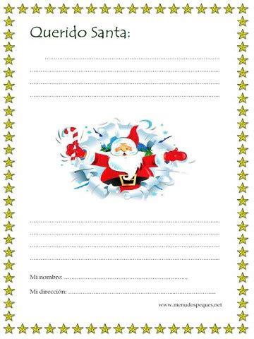 imagenes de querido santa claus carta a pap 225 noel para los regalos de navidad para