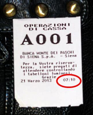 Orari Apertura Banca Mps by My Bog La Palude Marzo 2013