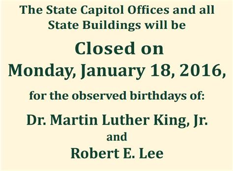 Post Office Martin Luther King Day Salvo In Arkansas Mlk Day Separation War Passes