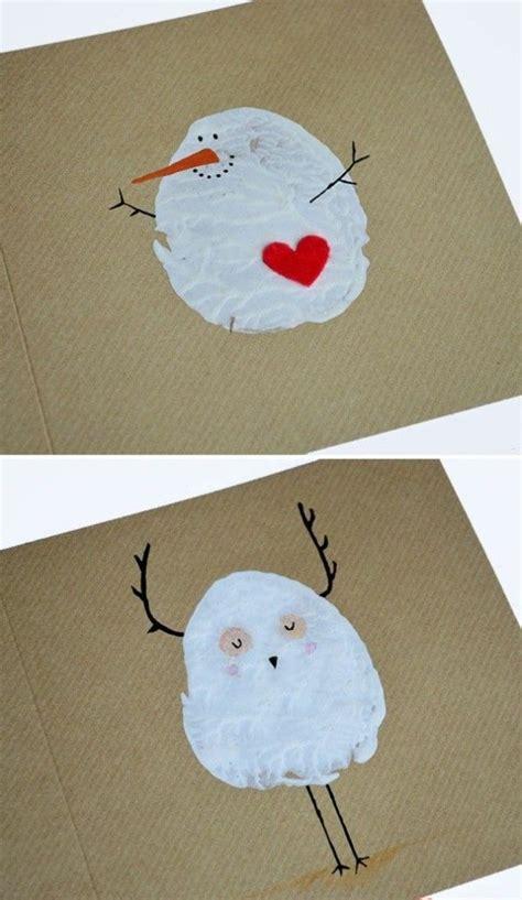 Weinachts Bastel Ideen by Die Besten 17 Ideen Zu Kinder Weihnachtskarten Auf