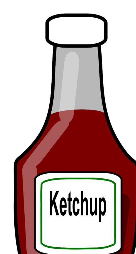 ketchup clipart ketchup clip cliparts co