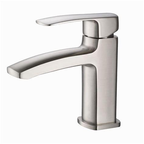 contemporary nickel brushed three holes single handle fresca fiora single hole single handle low arc bathroom