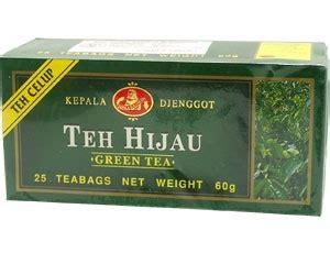 Teh Jenggot kepala jenggot teh hijau 25sachet 60gr