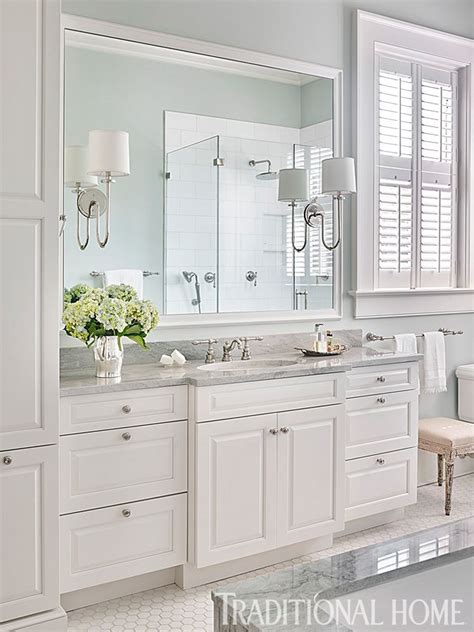 master bath in white traditional 1000 ideas about white vanity bathroom on pinterest