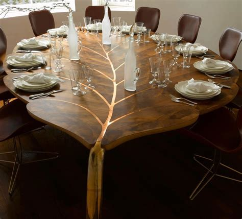 beautiful tables beautiful leaf shaped table imgur