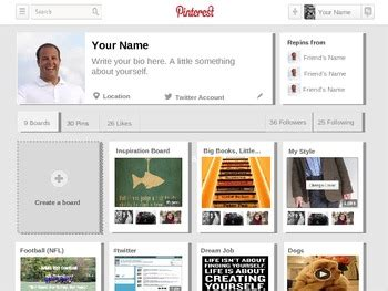 pinterest powerpoint layout pinterest powerpoint template by innovativeclassroom tpt