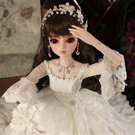 jointed doll 1 6 bridal bunny bbgirl sd doll bjd doll baby 1 6 joint