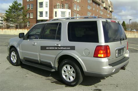 2003 lincoln navigator 4x4 2003 lincoln navigator 4x4 v8 auto