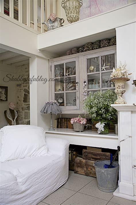 cafe de paris rustic french cottage style old wood wall an exquisite french country home tour shabbyfufu com