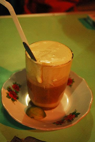 Teh Telur teh telur tea with egg indonesia drink the travel tart