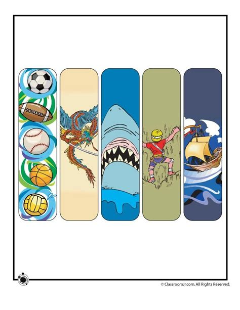 printable guitar bookmarks 141 best my library bookmarks images on pinterest