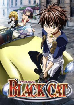 black cat   espanol gratis animeflv